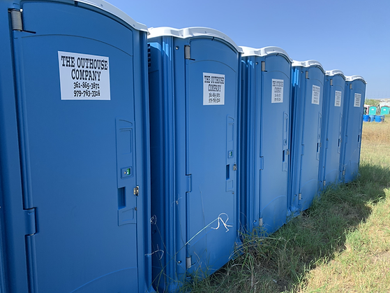 row of potties.HEIC