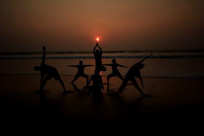 Yoga demo