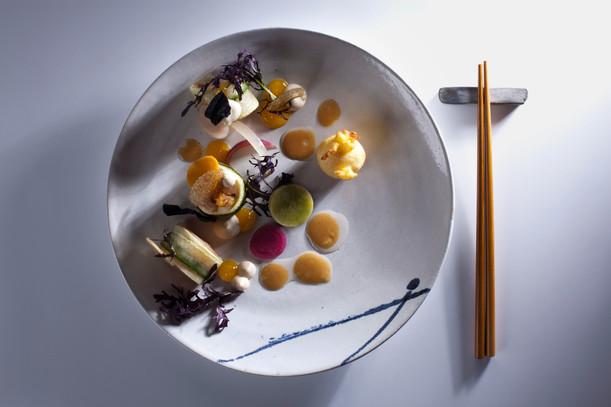 Foodfotografie im Restaurant urgestein |Michelinstar Food