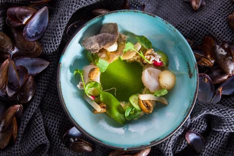 Restaurant urgestein |Michelinstar Food