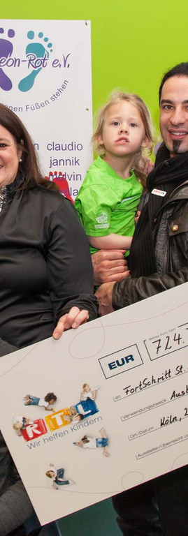 Spendenaktion RTL & Bülent
