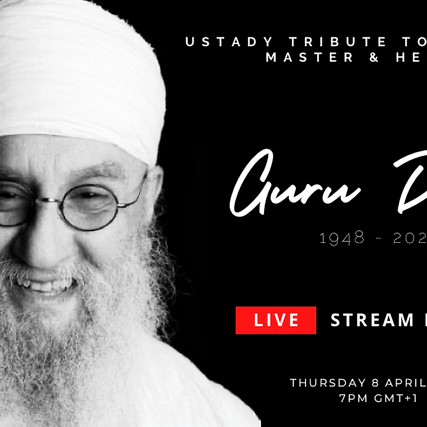 Ustady Tribute To Guru Dev