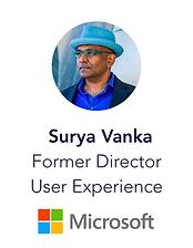 Surya Vanka Design Swarms Playbook Speaker