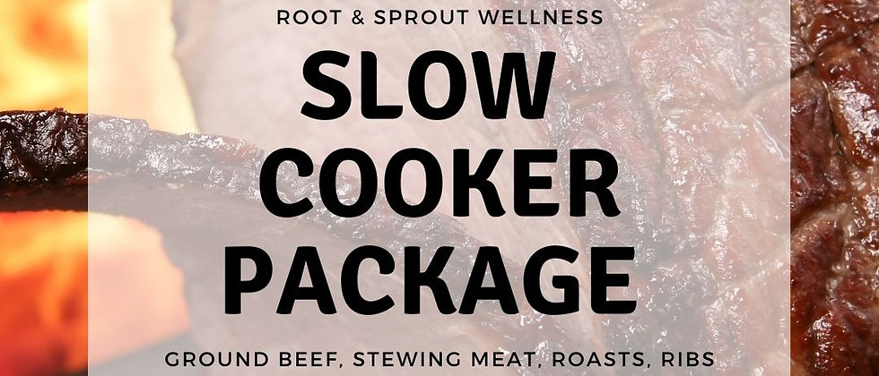 Slow Cooker Package