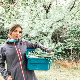 How I Came to Gardening and What Gardening Gave Back To Me