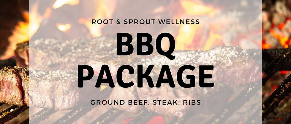 BBQ Package (22 lbs)