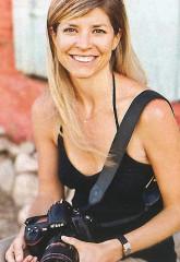 Femme d'affaire, elle devient photographe de guerre