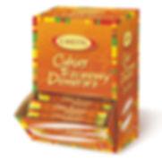 Cukier trzcinowy w saszetkach w dyspenserze 200 sztuk