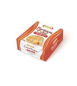 Regular cane sugar cubes package 500g
