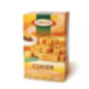 Cukier trzcinowy w kostkach regularnych pakowanych luzem 500g