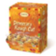 Broken cane sugar cubes  packaged in foil