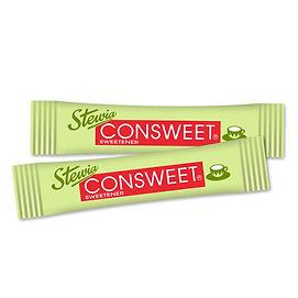 Słodzik w saszetkach Stewia Consweet