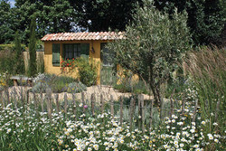 Le Jardin de Vincent Capel Manor