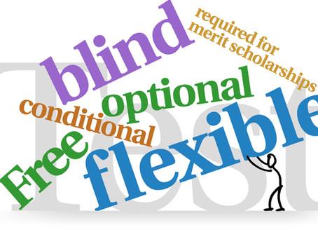 In Defense of Test Optional/Blind