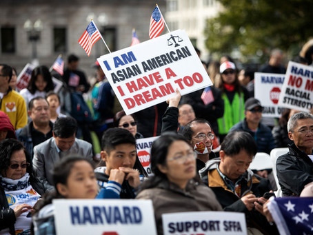 How Asian Americans Can Stand Out Despite Admissions Bias?