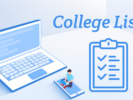How to Create a College List