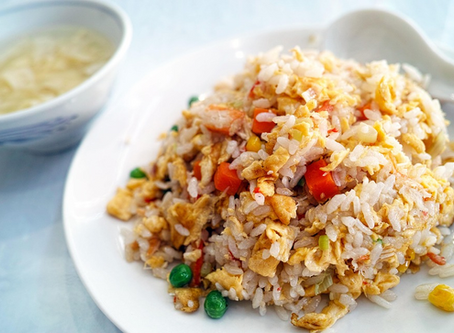 How Could Fried Rice Impress Admissions Officers?