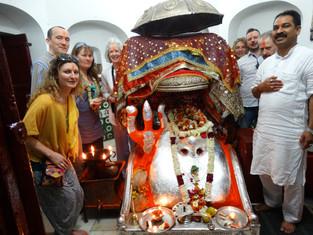 Memories of Samadhi Immersion Khajuraho, India