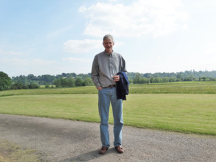 """Memories of """"The Healing Art of Meditation"""" by Rolf Sovik at Poulstone Court Retreat Centr"""
