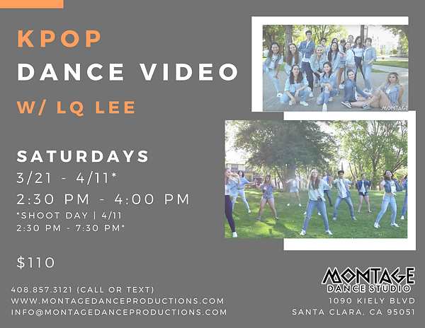 kpop music video FEB 14 2020 NOON - 10PM