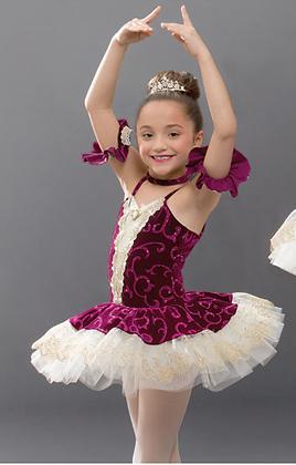 Monday 5:30 Pre-Ballet (Jennaliz)