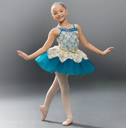 Wednesday 5:30PM Pre-Ballet (Kelley)