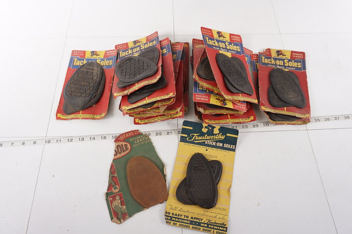 Lot Of Tack- On - Soles