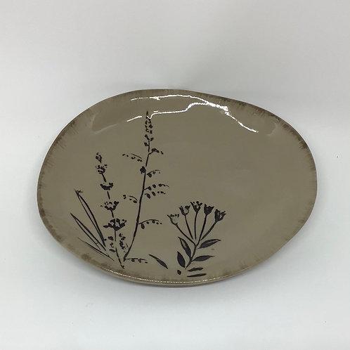 AubreyFloral Trinket Dish