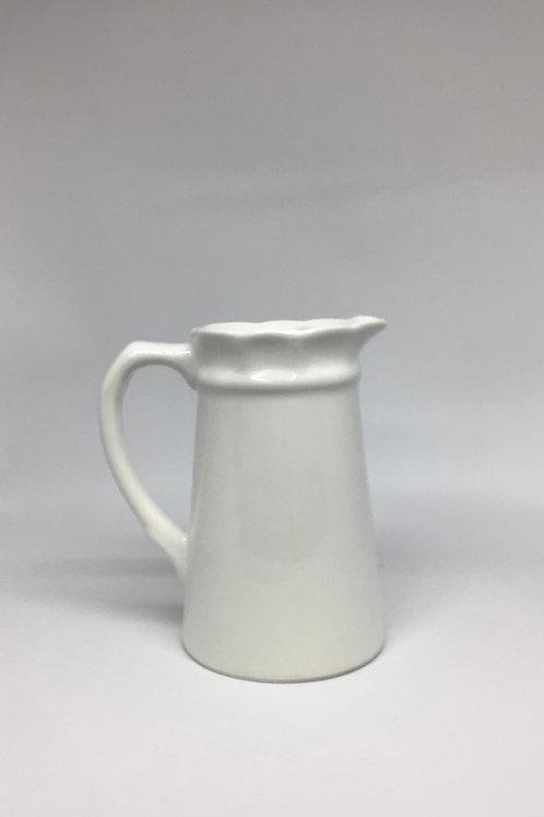White Jug - small