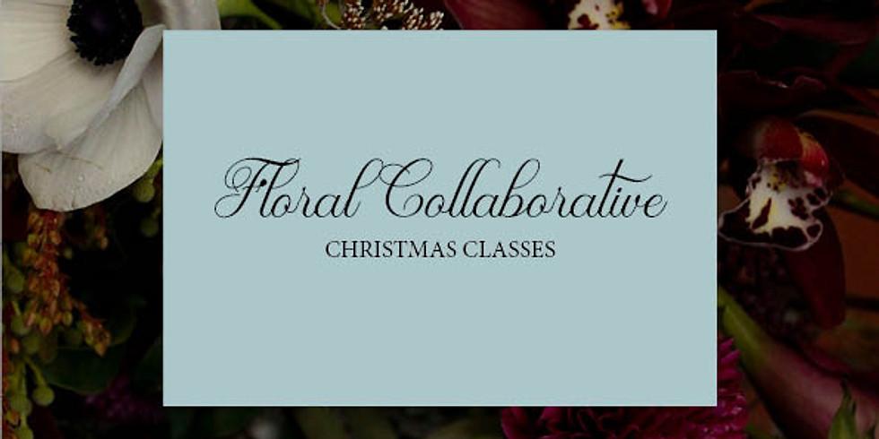 Christmas Wreath Class.