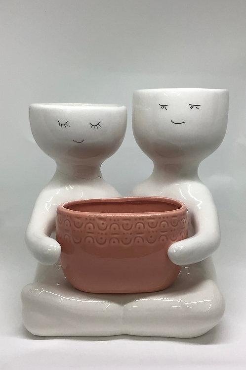 Friends Pot Planter