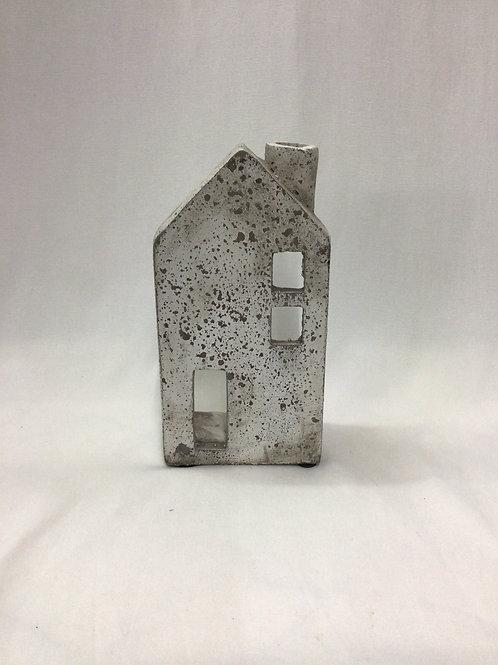 Tall Concrete House