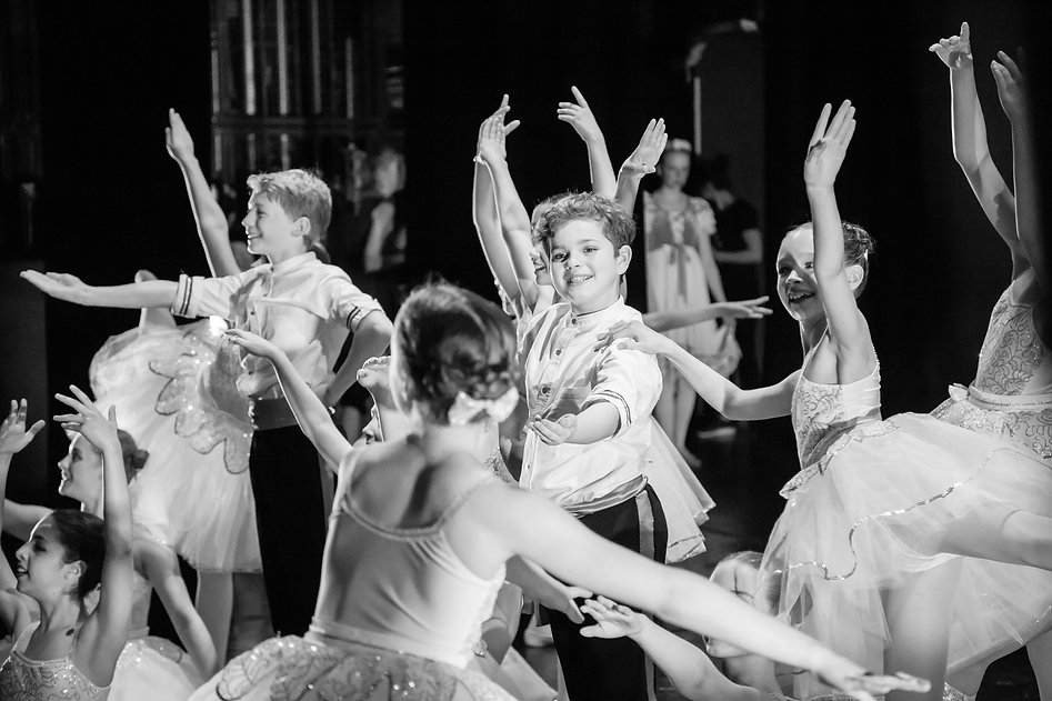Our non-compromising commitment to artistic excellence ensures our practices are at the forefront of dance training and education.