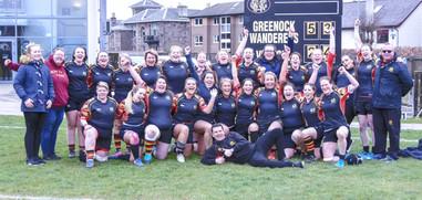 GWRFC Ladies