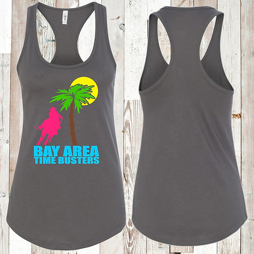 Bay Area Time Busters Ladies Tank