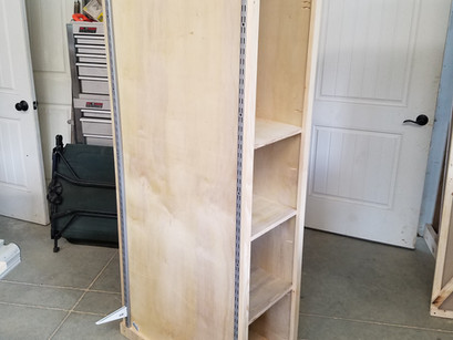 Cabinets, cabinets, and more cabinets