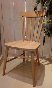 Neptune wardley natural Oak chair