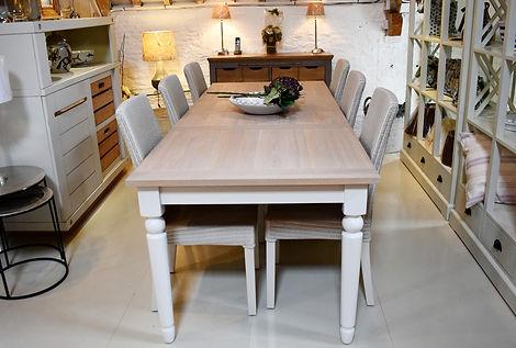 Neptune Suffolk extending 150cm table