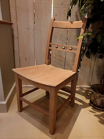 Neptune Seasoned  Oak Suffolk Chair