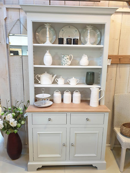 Chichester Open Rack Dresser by Neptune