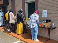 A Muslim-Hosted, Interfaith Donation Drive In Nashville Brings Support For Afghan Refugees