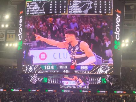 Bucks win Title!