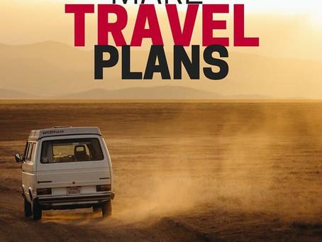 My Travel Plans