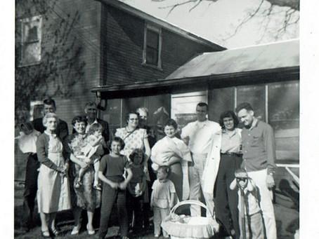 Really Old Family Photo