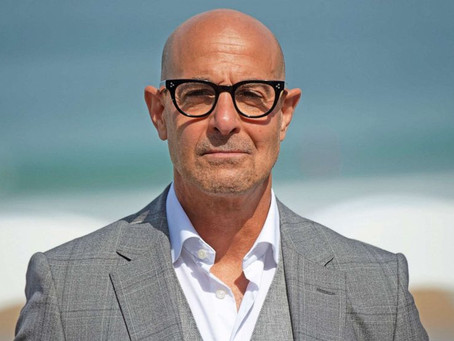 Stanley Tucci's Passion Was Acting. Now, It's Food.