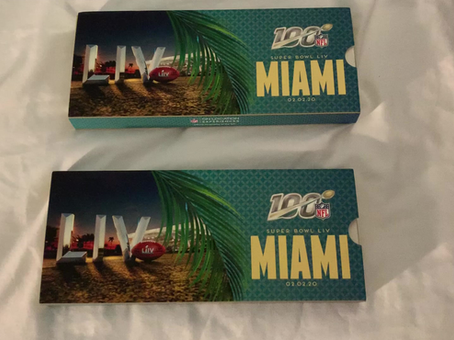 Check Out These Super Bowl Tickets