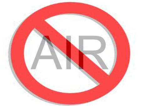 No Air.