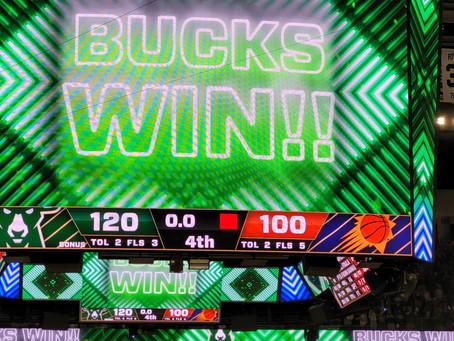 Bucks Win!