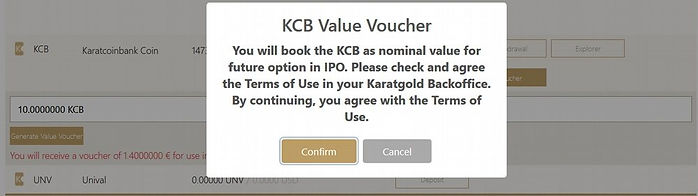 How-to-book-KCB-for-GSC-IPO-Gold-Standar