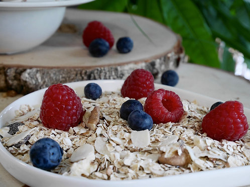 L'énergie de Frédérique I Porridge